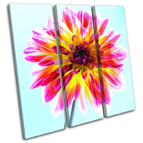 Abstract Flower Floral - 13-1328(00B)-TR11-LO